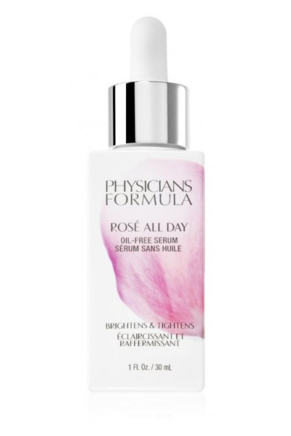physicians formula rose all day rozjasnujici pletove serum bez obsahu oleje
