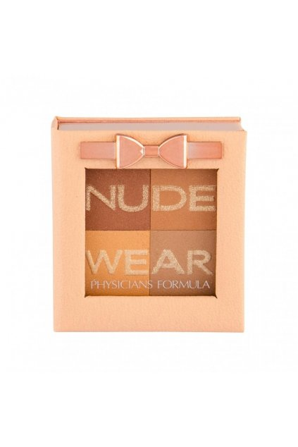 physicians formula nude wear glowing nude rozjasnujici bronzer 1