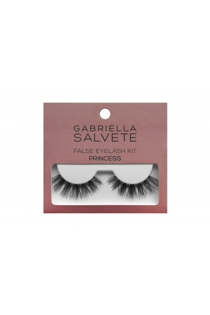 False Eyelash Kit Princess final 8595017961724. umele rasy s lepidlem