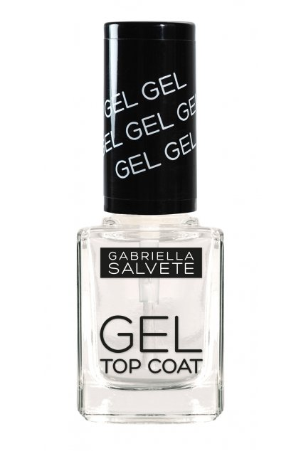 gabriella salvete nail care gel top coat lak na nehty pro zeny 11 ml odstin 15 8595017918254