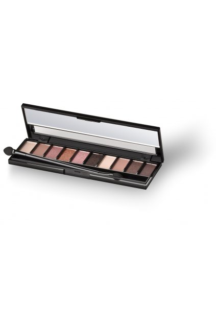 gabriella salvete palette 10 shades ocni stin pro zeny 12 g odstin 01 rose