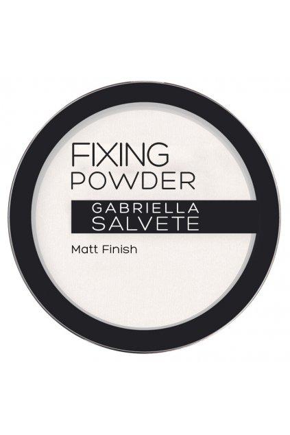 gabriella salvete zmatnujici fixacni pudr fixing powder matt finish 9 g