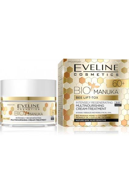 eveline cosmetics bio manuka intenzivni regeneracni krem 60
