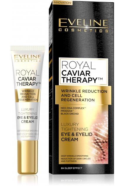 eveline cosmetics royal caviar eye cream 15ml