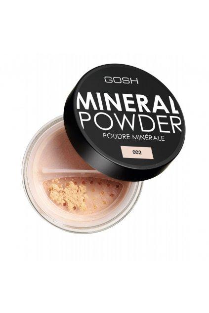 gosh mineral powder mineralni pudrodstin 002