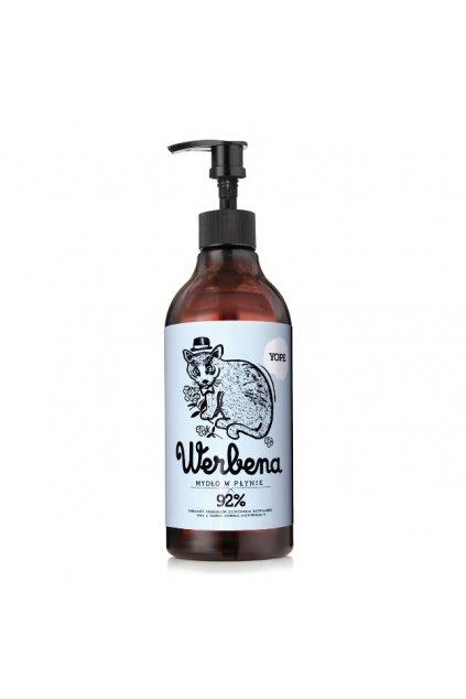 yope tekute koupelnove mydlo verbena 500 ml