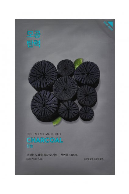 Holika Holika Pure Essence Charcoal Mask