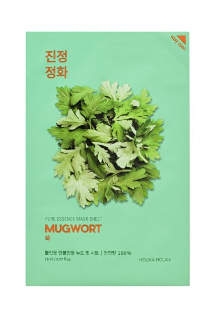 Holika Holika Pure Essence Mugwort Mask