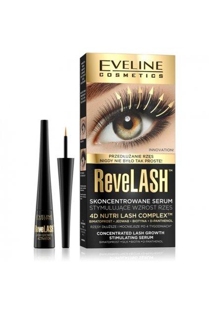 eveline cosmetic Revelash Koncentrované sérum ke stimulaci růstu očních řas