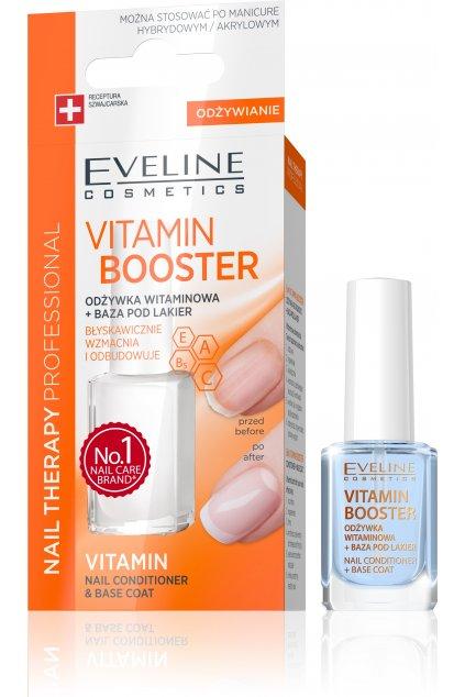 eveline cosmetics vitamine booster kondicioner na nehty