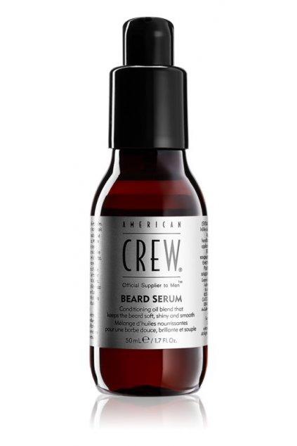 american crew shave beard beard serum serum na vousy