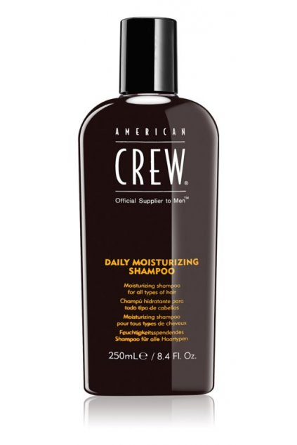 american crew hair body daily moisturizing shampoo hydratacni sampon 250 ml