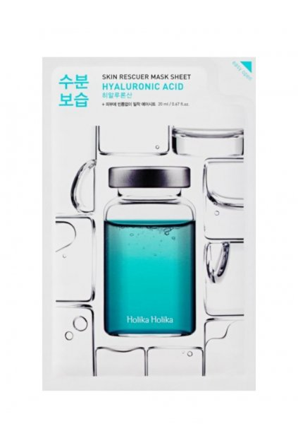 Holika Holika Skin Rescuer Hyaluronic Acid Mask Sheet