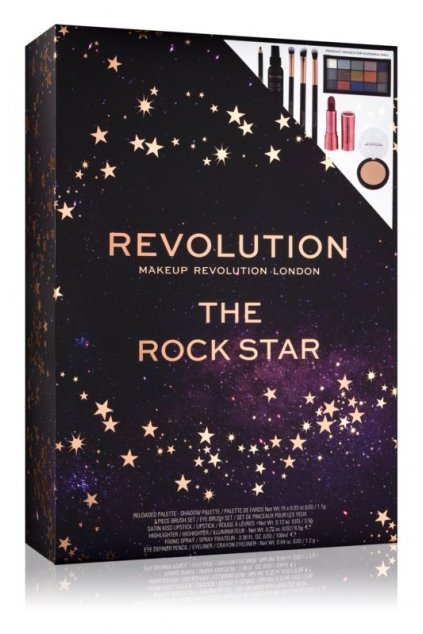 makeup revolution the rock star darkova sada pro zeny