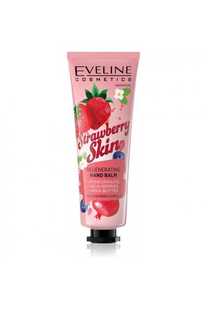 eveline cosmetics strawberry care regeneracni krem na ruce 1