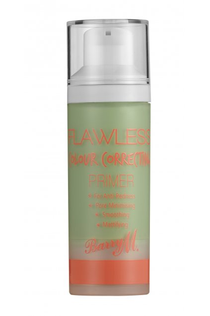 barry m flawless colour correcting korektor pro zeny 30 ml odstin 930 green