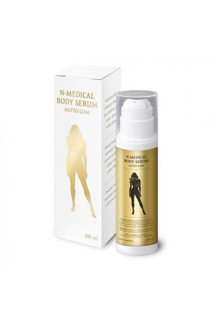 n medical body serum natto gum unikatni telove serum 200 ml