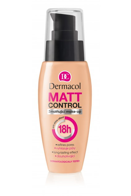 dermacol matt control zmatnujici make up