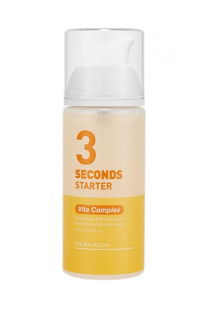 holika holika 3 seconds starter hydratacni tonikum s vitaminem c