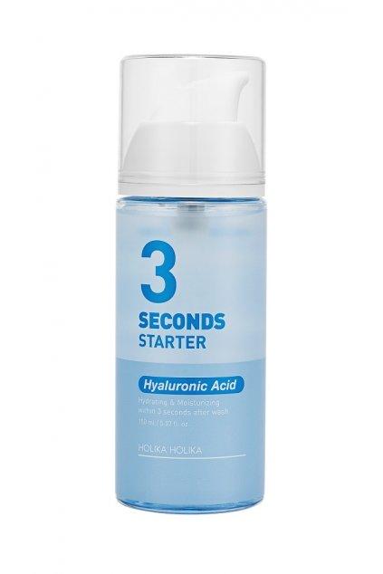 holika holika 3 seconds starter hydratacni pletove tonikum s kyselinou hyaluronovou