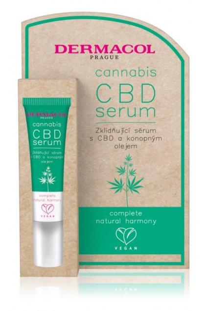 dermacol cannabis zklidnujici serum
