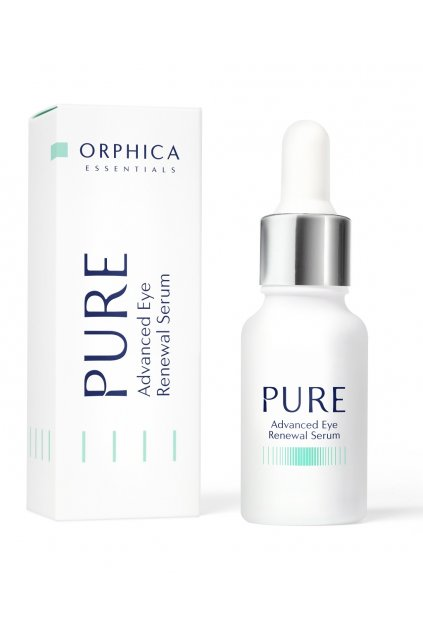 orphica advanced eye renewal serum ocni serum 15 ml
