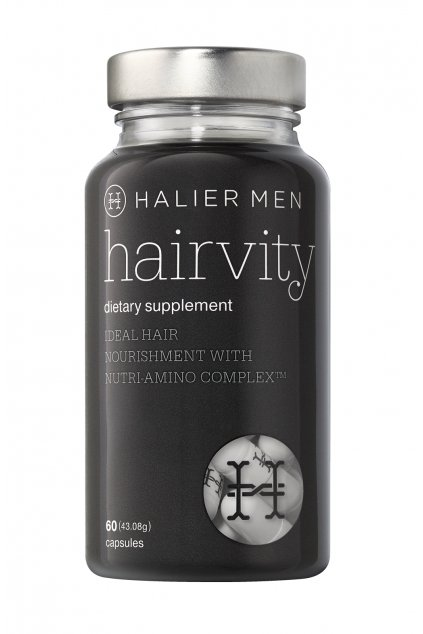 Halier Hairvity Women doplnek stravy pro muze 60 kapsuli