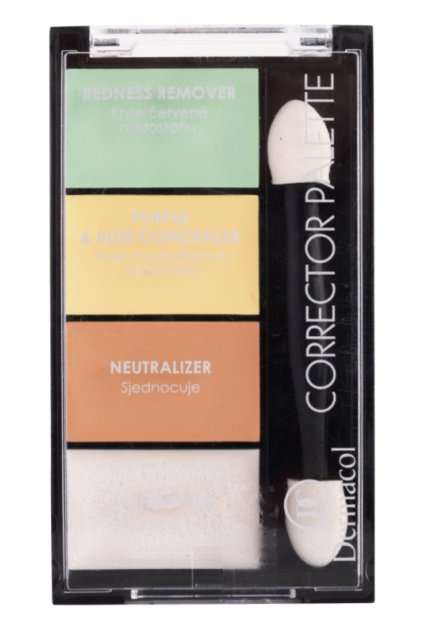 dermacol corrector palette paleta korektoru 24