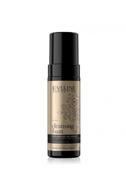 Eveline Cosmetics Organic Gold cleansing foam 150 ml
