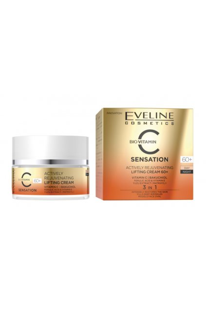 Eveline Cosmetics C sensation lifting Cream 60+
