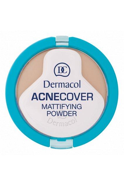 dermacol acnecover kompaktni pudr pro problematickou plet akne