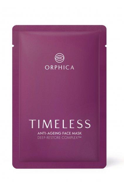 orphica timeless anti ageing face mask pletova mask 20 ml