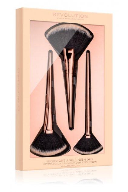makeup revolution highlight and finish set sada stetcu 3