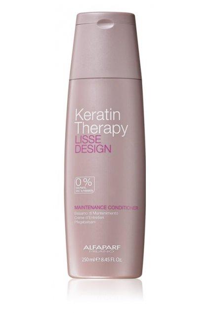 alfaparf milano lisse design keratin therapy vyzivujici kondicioner