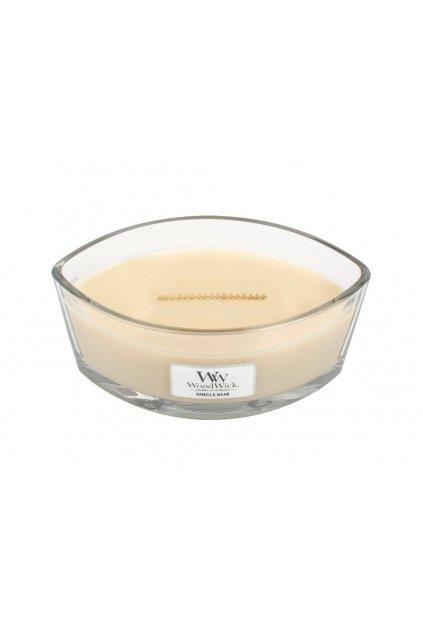 woodwick elipse vanilla bean vonna svicka s drevenym knotem hearthwick 454 g