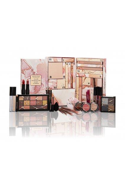 makeup revolution advent calendar 2021 adventni kalendar pro zeny2