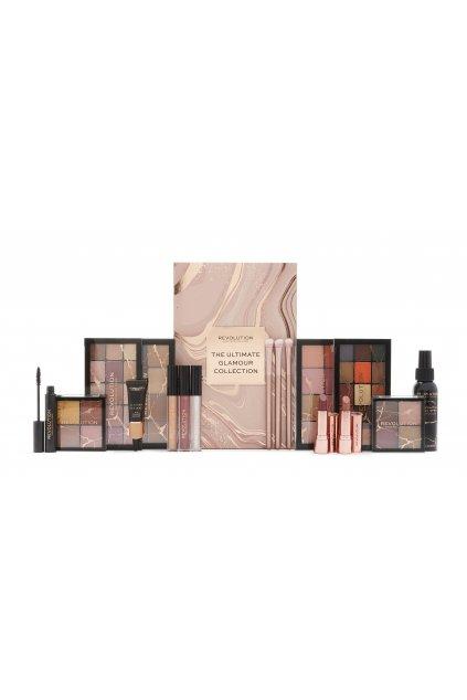 makeup revolution ultimace 12 days calendar 2021 adventni kalendar pro zeny