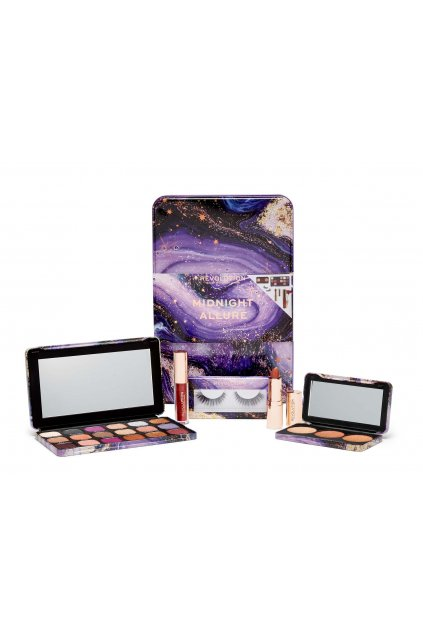 makeup revolution Midnight Allure Collection darkova sada
