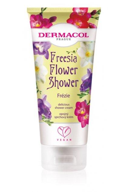 dermacol flower shower freesia sprchovy krem