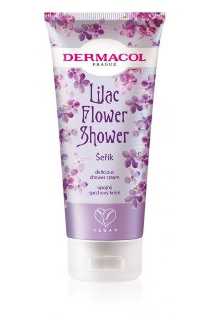 dermacol flower shower lilac sprchovy krem