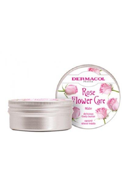 dermacol flower care rose luxusni telove maslo
