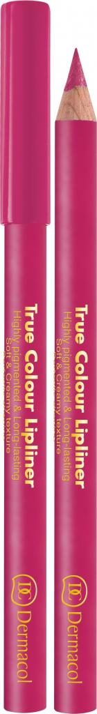 Levně Dermacol True Colour Lipliner Odstín: č. 3 Lipliner 4 g