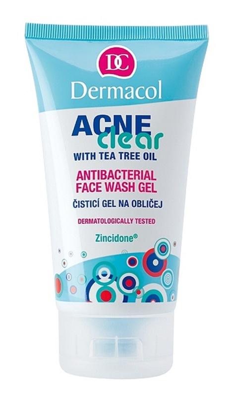 Dermacol Acneclear Mycí gel na obličej 150 ml