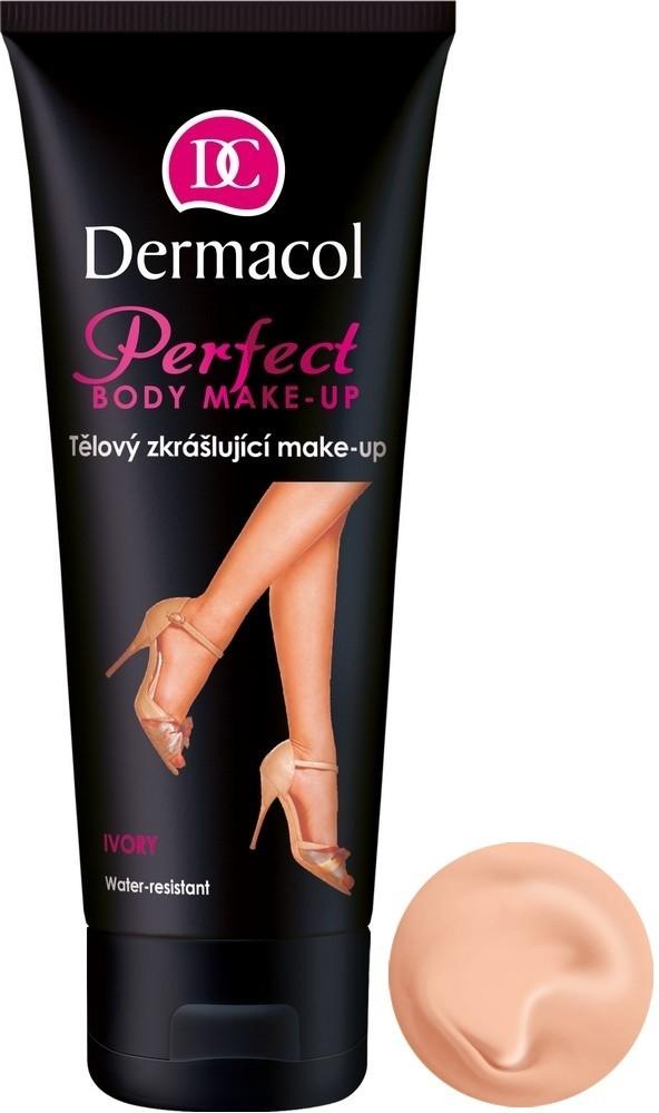 Dermacol Perfect Body Make-Up Odstín: Ivory 100 ml