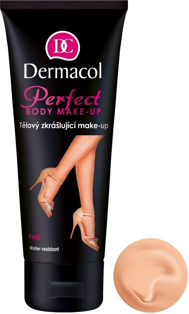 Dermacol Perfect Body Make-Up Odstín: Pale 100 ml