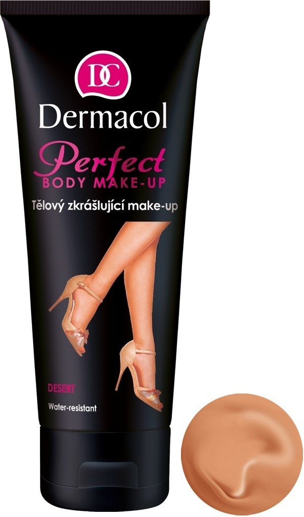 Dermacol Perfect Body Make-Up Odstín: Desert 100 ml
