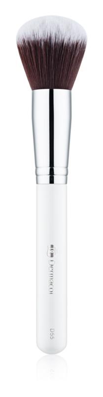 Levně Dermacol Cosmetic brush D55 - Powder Brush