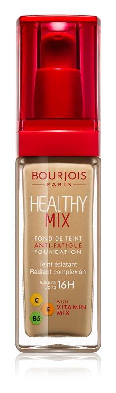 Levně Bourjois Healthy Mix Anti-Fatigue Foundation Odstín: 51 Bourjois Light Vanilla 30 ml