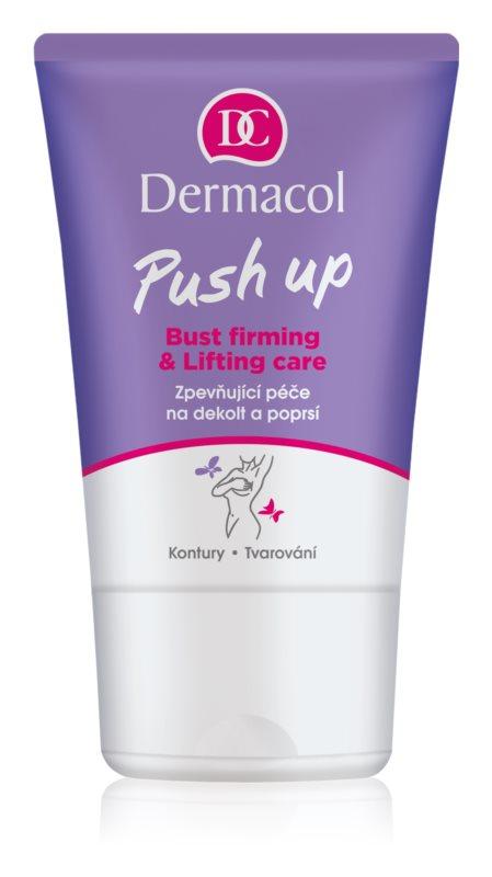 Dermacol Push Up zpevňující péče na dekolt a poprsí 100 ml