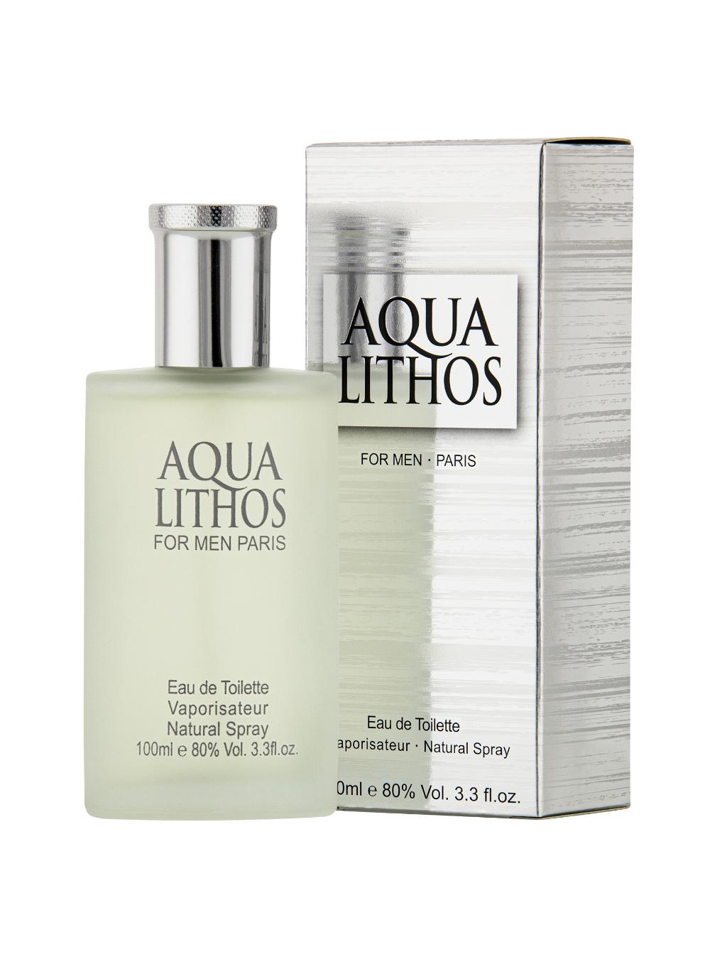 Raphael Rosalee Aqua Lithos toaletní voda pro muže 100 ml